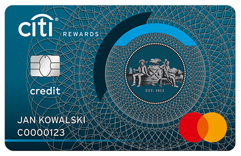 Citi Handlowy Credit Cards MasterCard World
