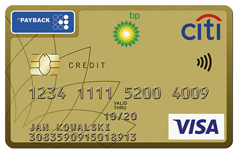 BP Payback - Credit Card Chargeback