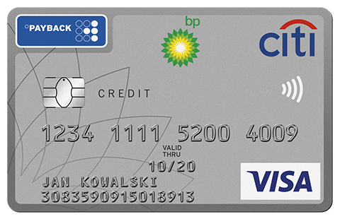 BP Payback Silver - Credit Card Payback