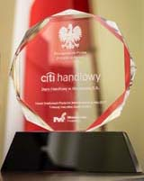 Citi Handlowy ranked no. 1 among Treasury Securities Dealers for the fifth time in a row