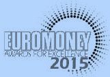 Citi named the Best Global Bank 2015 by Euromoney